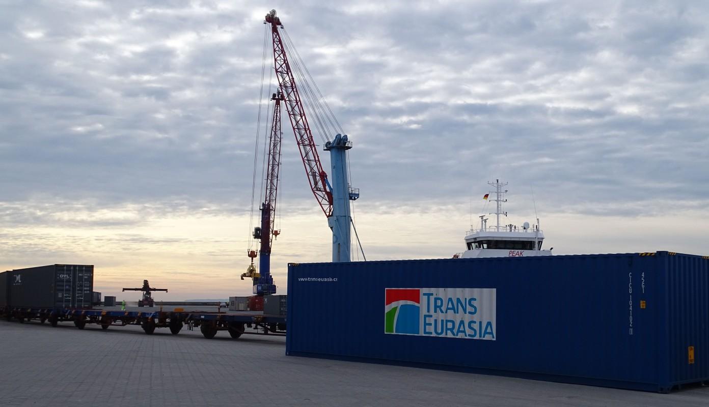 BREB setzt auf erfolgreiche Zusammenarbeit mit Mukran Ports