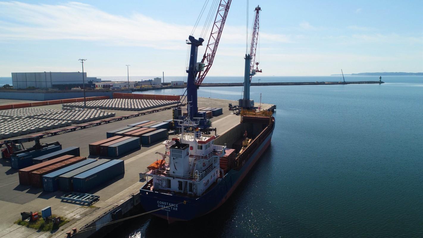 Baltic Sea Bridge: Frequenzerhöhung auf der Seidenstraße in Richtung Mukran Port
