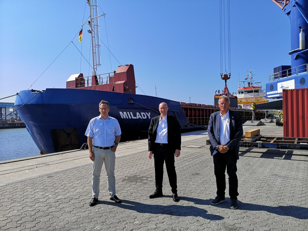 5.000 Seecontainereinheiten markieren Meilenstein auf der Neuen Seidenstraße